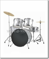 5 PC PVC Cover Jazz Drum Set For Adult (DSET-210B)