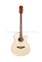 "40"" Thin Body Cutaway Acoustic Guitar (AFG11CBE)"