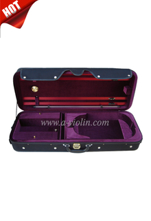 Wholesale Oblong Adjustable Foam Viola Light Case (CSL003A)
