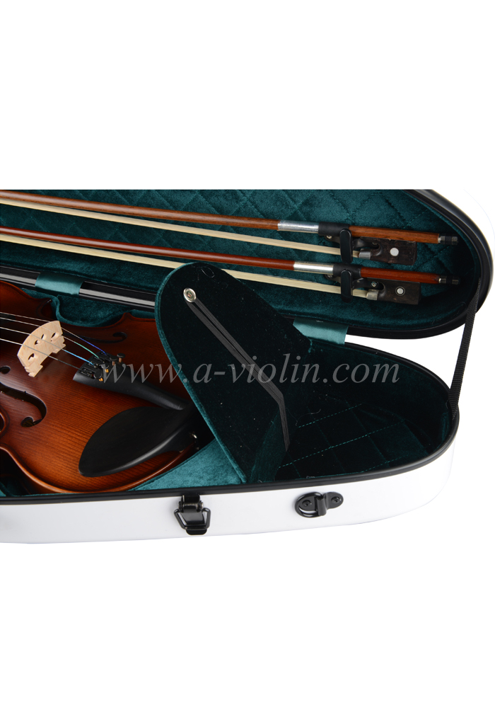 "Aileen Patent ""Air"" Series Plastic Violin Hard Case (CSV-F18)"