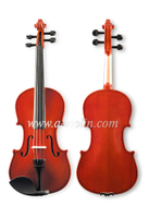 Dyed hardwood part student acoustic violin(VG106)