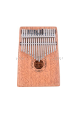17 keys Solid mahogany body Kalimba with Bag (KLB07S-17)