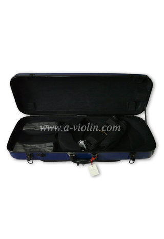 Oblong Shaped Fiberglass Viola Case (CSL-F08)
