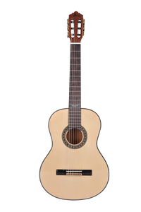 39'' Mahogany plywood Vintage Series Classical guitar (ACG118)