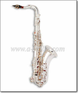 Nickel Plated Student Tenor Saxophone (SP0031N)