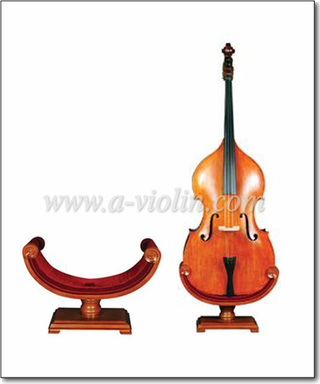 Wooden Double Bass Stand (STB01)