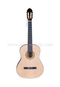 "Spruce Top 39"" Beginner Classical Guitar Wholesale (AC964)"