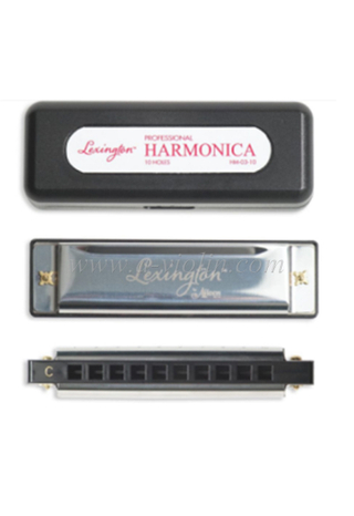 10 holes blues harmonica(HM-03-10)