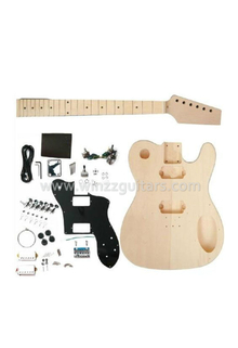 TL Style Telecaster DIY Electric Guitar Kits (EGT10-W2)