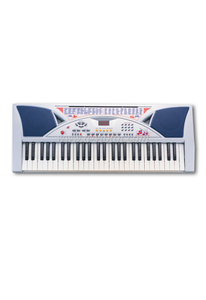 54 Keys Electronic Keyboard Music Keyboard Instrument (EK54206)