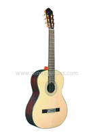 "Golden Machine Head 39"" Concert Classical Guitar (ACG31)"