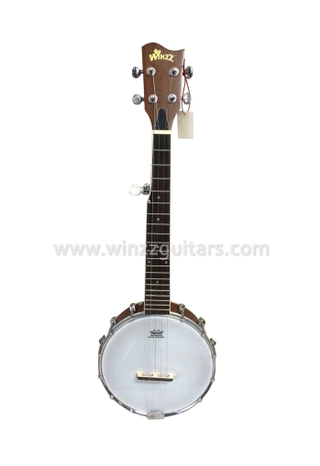 "26"" 5 strings sapele plywood resonator Travel banjo (ABO125)"