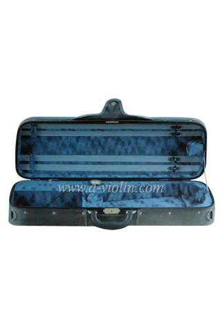 Oblong Shape Adjustable Viola Hard Case (CSL1601)