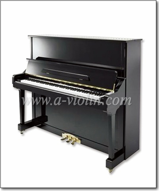 88 Keys Acoustic Upright Piano/ Upgrade Model Black Polished Silent Piano (AUP-131)