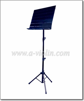 Color Metal Music Sheet Stand With Wooden Holder (MS170)