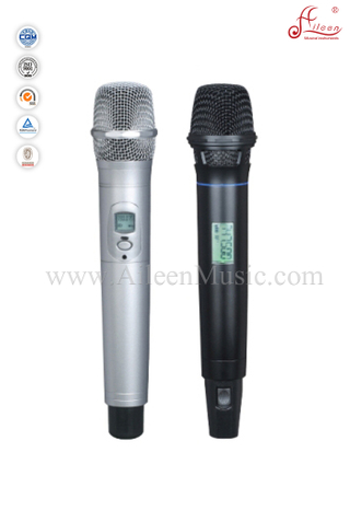 High Quality Fixed Channel UHF FM Wireless Microphone (AL-SE2010)