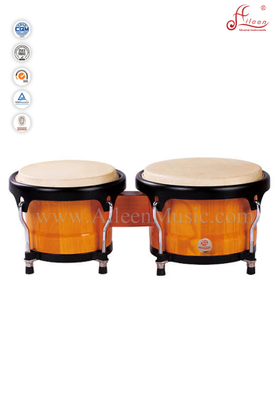 Percussion Wooden Bongo Drum (BOBCS006)