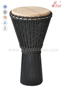 Black Rope Djembe Drum (ADM12CK)