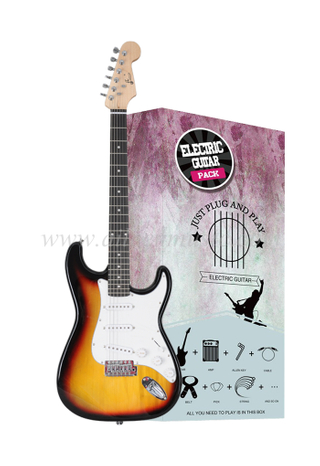 Electric Guitar Package(EGS111-10S)