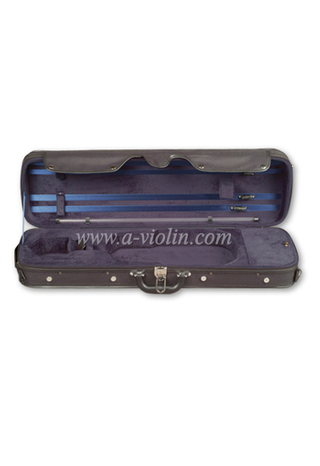 4/4 Oblong Shape Hard Wood Violin Case (CSV011)