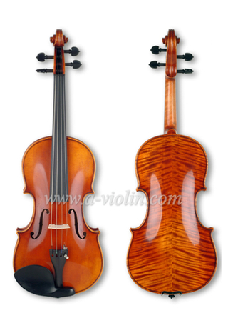 4/4 Master Violin, Old Antique Hand made Conservatory Violin (VH600E)