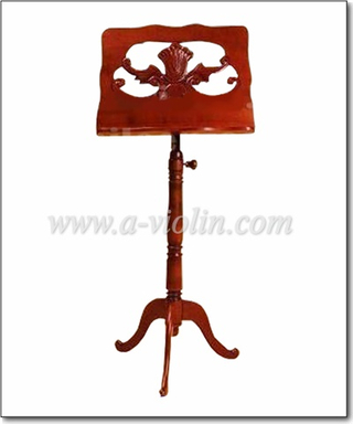 Foldable Design Wooden Colorful Music Sheet Stand (MS309)