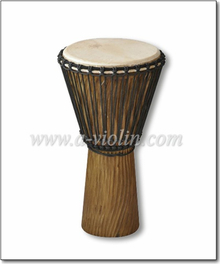 Carving Body Djembe Drum (ADM12CB)