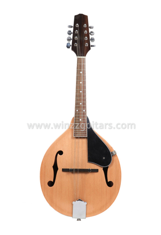 Spruce Plywood Top A Style Mandolin (AM04)