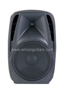 2-way Active 12'' Woofer Plastic Cabinet PA Speaker ( PS-1215APR )
