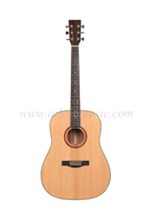 "Solid Spruce Top 41"" Dreadnought Acoustic Guitar (AFM30)"
