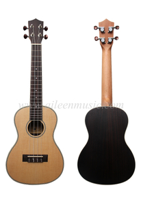 Spruce Plywood Top ABS Binding High Quality Ukulele (AU18L)