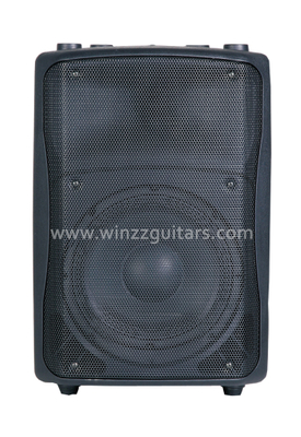 High Quality Woofer 2-way Active Cabinet Plastic PA Speaker ( PS-0860APB )