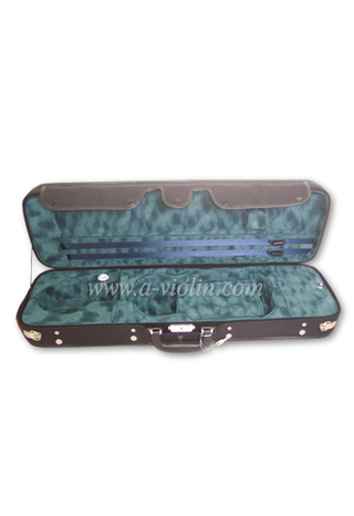 Colorful Velvet Interior 4/4 Violin Hard Case (CSV1708)