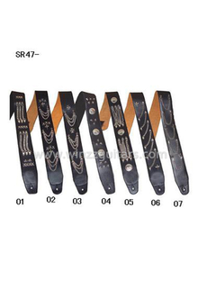 Fantastic Metal Rock Guitar Straps (SR4701)