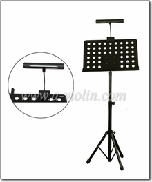 Black Color LED Music stand Light (STL-01)