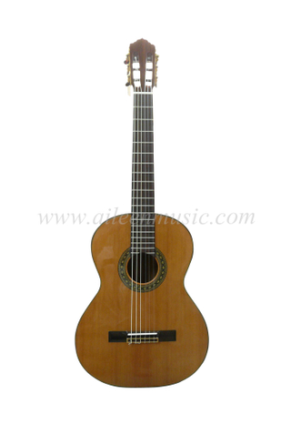 39 Inch High End Vintage Classical Guitar (ACM30B)