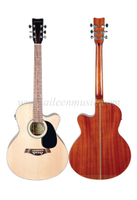 "41"" Dreadnought Cutaway OEM Electric Acoustic Guitar (AF248CE)"