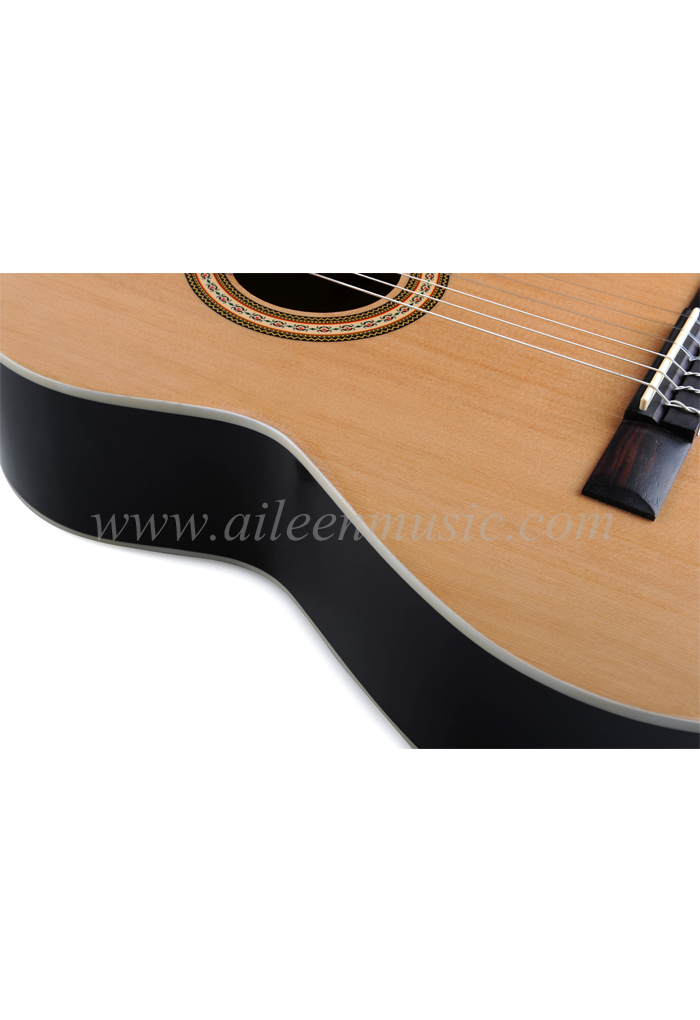 Wholesale 39 Inch Beginner Classical Guitar (AC965H)
