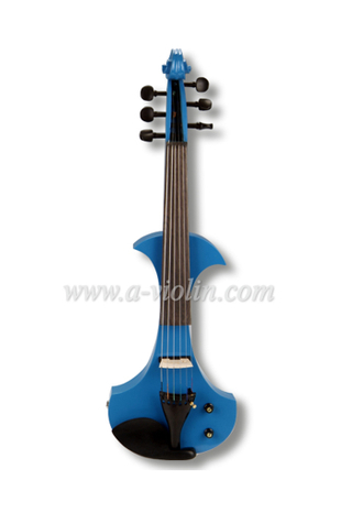 Hand Carved 6 String Electric Violin (VE501-6S)