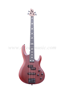 Walnut Body 4 Strings Electric Bass (EBS714-3)